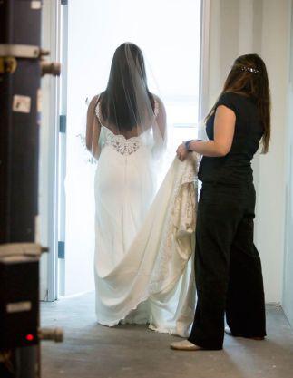 Working weddings